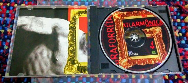 CD Graforréia Xilarmônica - Chapinhas De Ouro - Foto 3