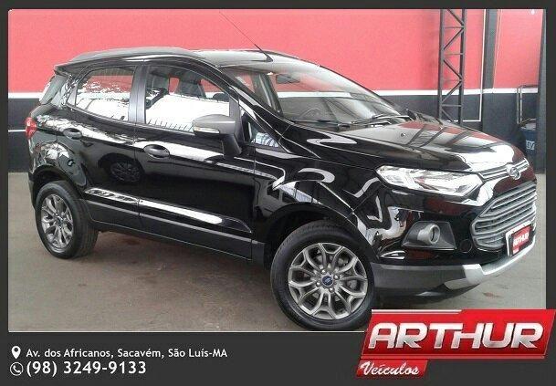 Ford Ecosport ( Freestyle ) 1.6 Arthur Veiculos -2015