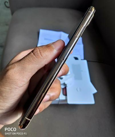 IPhone Xs Max / garantia Apple até julho de 2020 zeroooo - Foto 5
