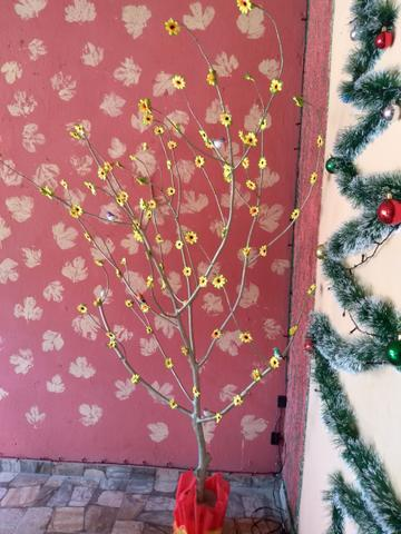 Árvore artesanal para decoração - Foto 2