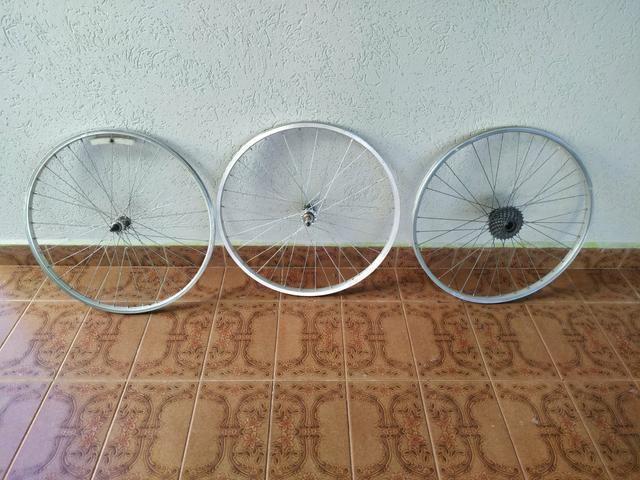 Rodas para bike