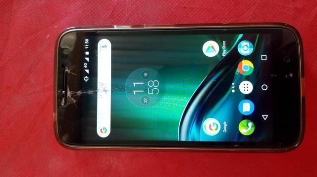 Vendo Moto G4 play funcionando perfeitamente - Foto 6