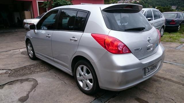 Nissan Tiida SL 1.8 2013