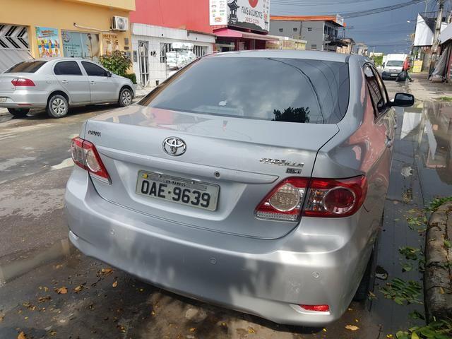 Corolla Flex 1.8 2012 Já financiado - Foto 4