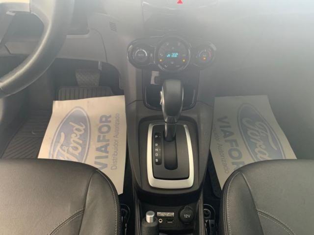 Ford New Fiesta NEW FIESTA 1.6 HA TITANIUM 4P - Foto 9