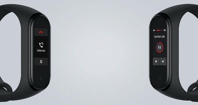 Smartwatch Xiaomi Mi Band 4 Oled Preto Original - Foto 2