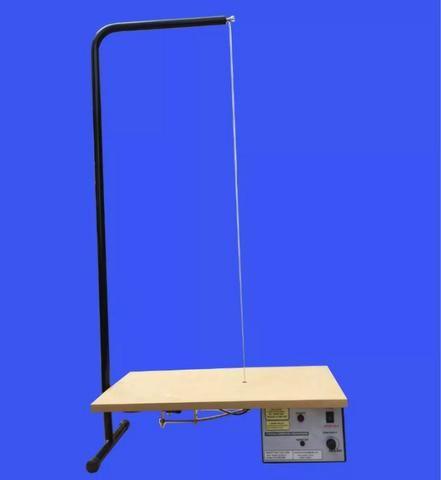 Cortador Isopor Mesa, Fio 80cm, Mesa Mdf 50x30cm - Foto 2