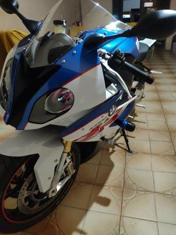 BMW s1000rr ano 18/19 moto em estado de O sem detalhes - Foto 2