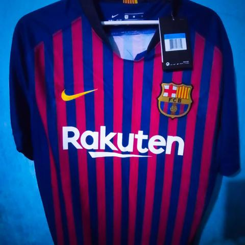 Camisa do Barcelona Tradicional - Esportes e ginástica - Pina ... 05df4cb7a994a