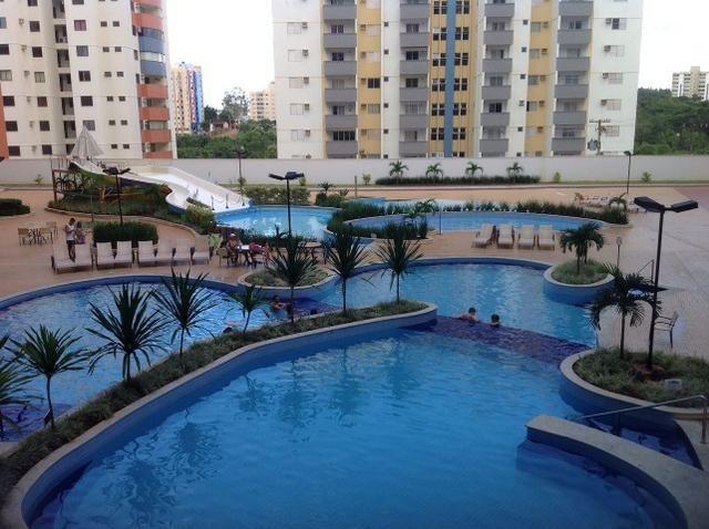 Apartamento Temporada Caldas Novas Flat Riviera Park - Foto 4