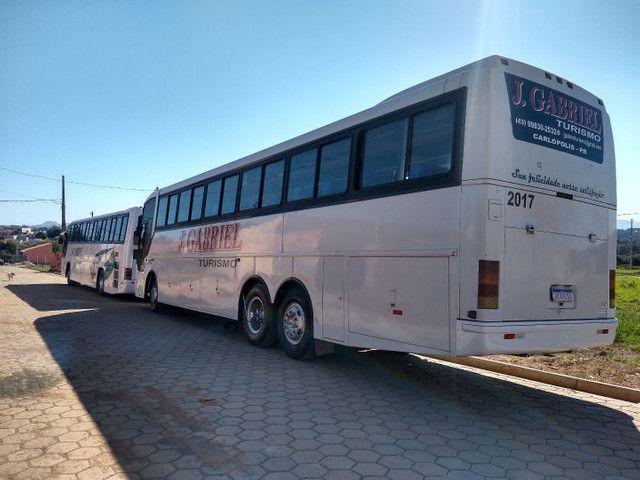 Ônibus buscar 360 volvo ano 95. 50 lugares - Foto 2
