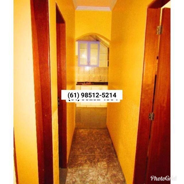 Aluga-se casa sobrado QR 502 samambaia - Foto 5