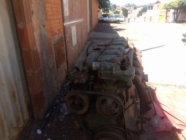 Motor om 355 6/cilindro - Foto 2