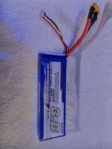 Bateria lipo 11.1 3 s - Foto 4