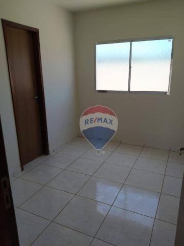 Apartamento com 3 dormitórios para alugar, 53 m² por R$ 800,00/mês - Jardim Atlântico - Ol - Foto 9