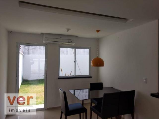 Casa à venda, 108 m² por R$ 230.000,00 - Divineia - Aquiraz/CE - Foto 7