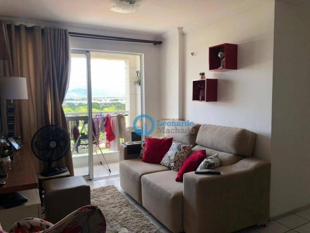 Apartamento à venda, 60 m² por R$ 410.000,00 - Maraponga - Fortaleza/CE - Foto 4