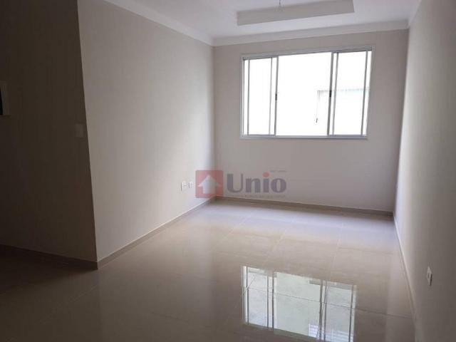 Apartamento com 3 dormitórios à venda por R$ 180.000 - Morumbi - Piracicaba/SP