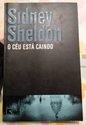 Livro Sidney Sheldon
