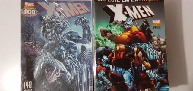 X-men ( primeira série da panini ) - Foto 3