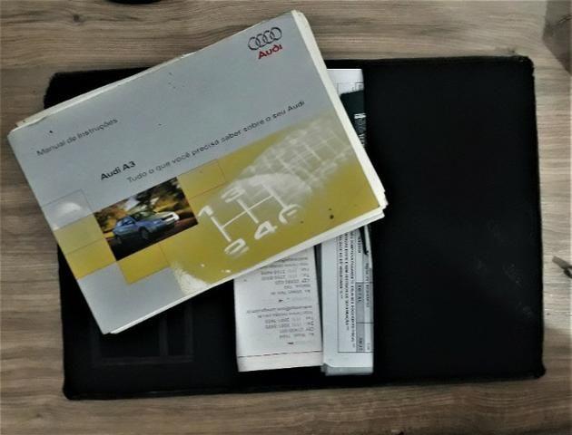 Audi A3 1.8 Turbo 150 cv - Teto Solar - Câmbio Manual - Foto 11