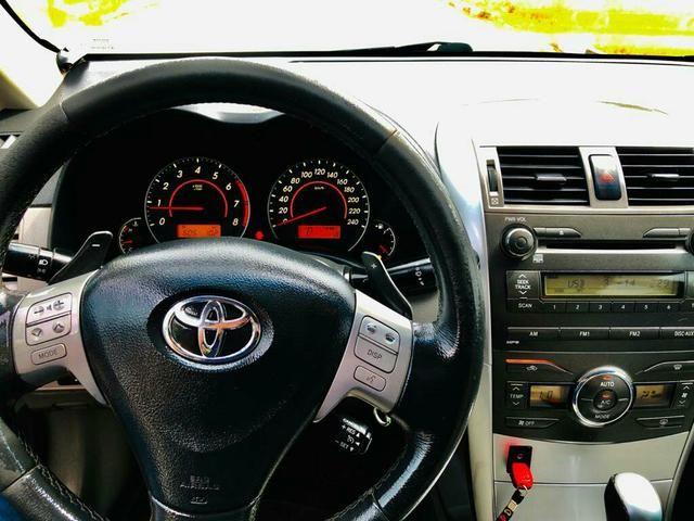 Corola xei completo automático cabio borboleta no volante - Foto 9