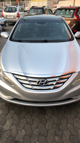 Sonata 2.4 GLS 2011 top de linha - Foto 8