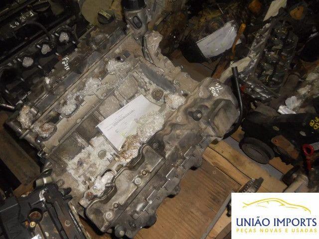 Motor Parcial Mercedes Ml 500 V8 06 A Base De Troca Nº2755 - Foto 2