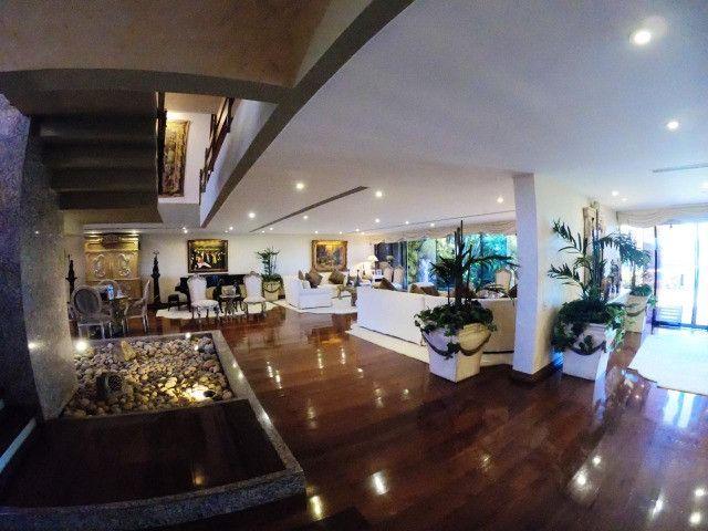 Fantástica casa no Joá, em endereço privilegiado - Foto 8