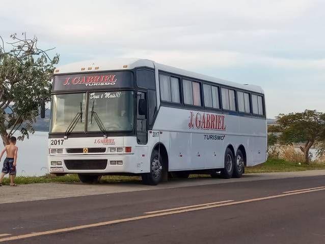 Ônibus buscar 360 volvo ano 95. 50 lugares - Foto 6