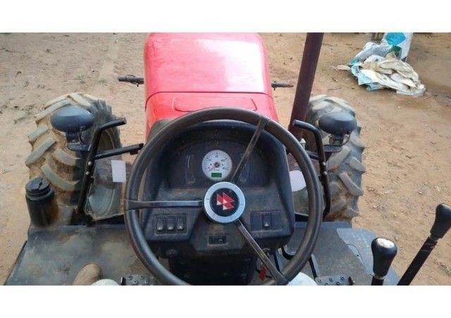 Trator Massey Ferguson 4275 4x4 2016 Cabinado - Foto 4