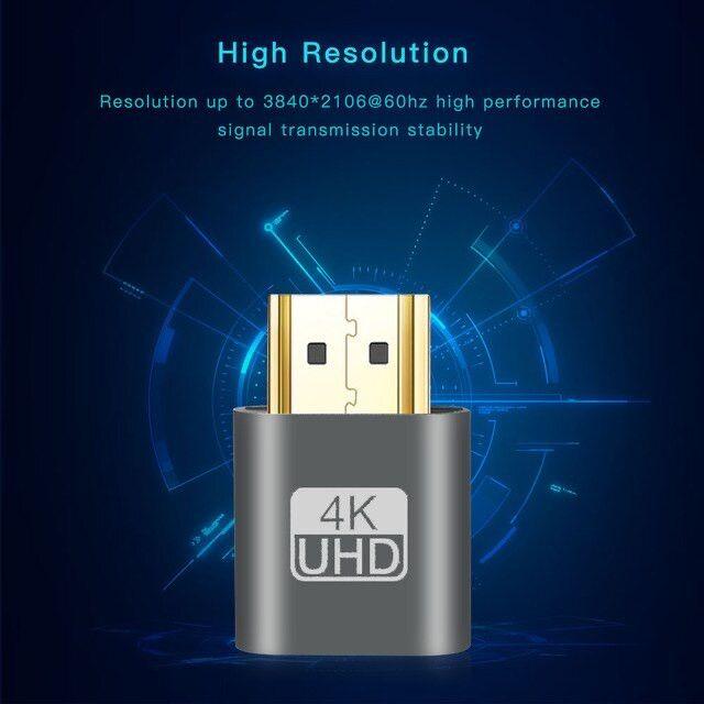 Dummy Plug 4K UHD  - Foto 4