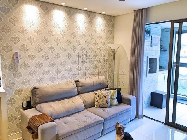 Apartamento à venda com 2 dormitórios em Balneário, Florianópolis cod:79294 - Foto 4
