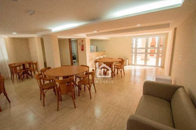 Centro de Vila Velha: 2 quartos novinho e com lazer completo - IMPERDÍVEL! - Foto 16
