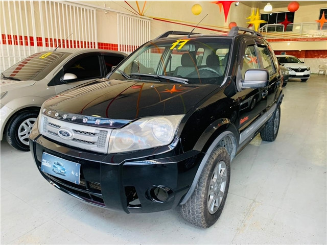 Ford Ecosport 2011 1.6 freestyle 8v flex 4p manual - Foto 3