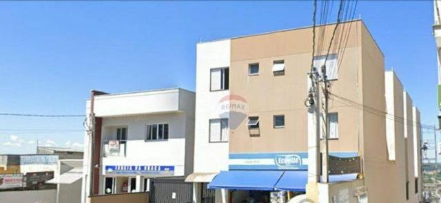 Apartamento com 2 dormitórios para alugar, 65 m² por R$ 1.296,00/mês - Jardim Bertioga - V - Foto 2