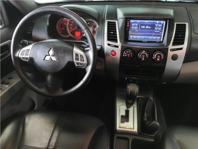 Mitsubishi Pajero 3.5 hpe 4x4 7 lugares v6 24v flex 4p automático - Foto 5