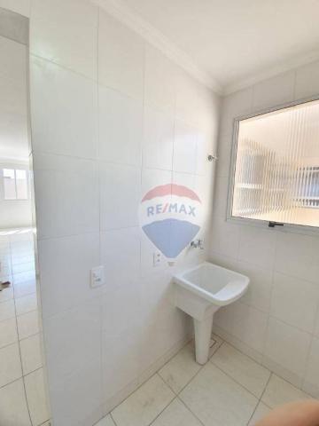 Apartamento com 2 dormitórios para alugar, 65 m² por R$ 1.296,00/mês - Jardim Bertioga - V - Foto 8