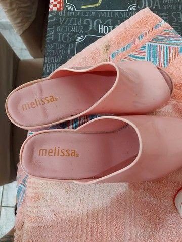 Sandálias em perfeito estado - Foto 6