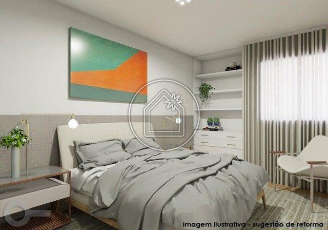 Apartamento à venda com 2 dormitórios em Lagoa, Rio de janeiro cod:900742 - Foto 5