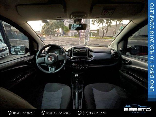 Uno Drive 1.0 3cc Flex 2018 Completo - Foto 5