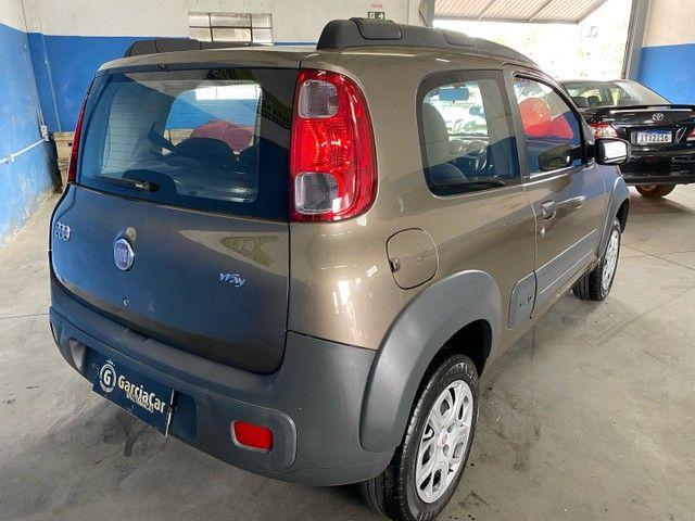 Fiat uno 1.0 way completo placa i  * 70.000 km impecável  - Foto 5