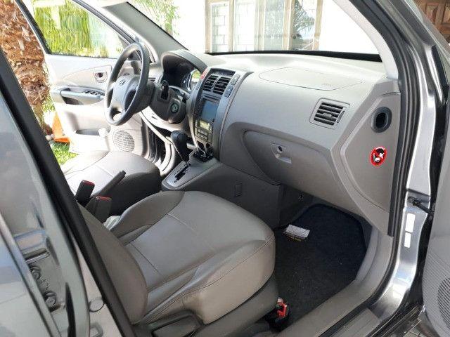 Hyundai Tucson 2.0 Flex 2017 - Foto 8