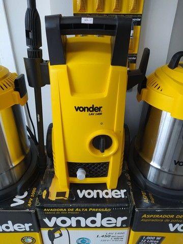 Lavadora Alta pressão Vonder LAV1400