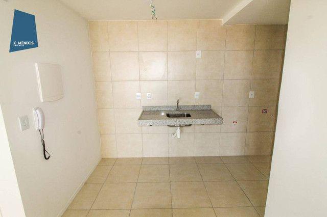 Apartamento com 2 dormitórios à venda, 58 m² por R$ 290.000,00 - Parangaba - Fortaleza/CE - Foto 17