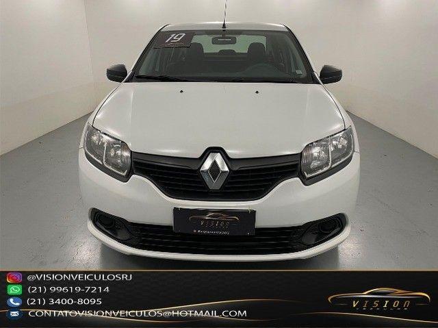 Renault Logan 1.0 Authentic - Foto 2