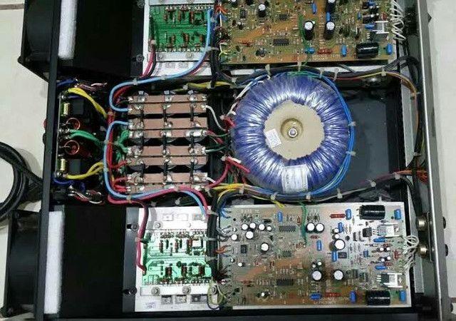 Faço amplificadores profissionais  - Foto 2