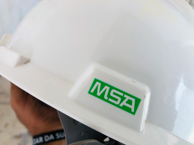 Capacete epi msa - Foto 3