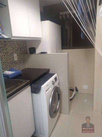 Apartamento no Mareés Residence Meireles com 2 dormitórios à venda, 73 m² por R$ 650.000 - - Foto 20