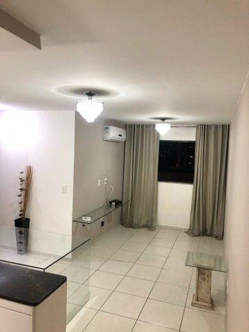 Alugo apartamento 2/4 semi mobiliado Ib gatto farol - Foto 2